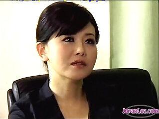 10:25 - Office Female dominant boss -