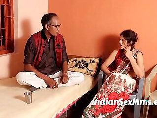 13:46 - Budhe Ke Sang Jawan Ladki kiss boob press n pantyshow new -