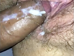 1:47 - fucked by huge creampie out of her pussy -