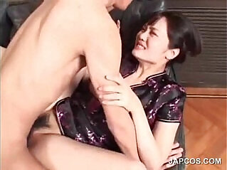 5:25 - Asian gets her hairy twat fucked hard edit -