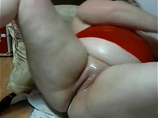 13:00 - bbw from masturbating creamy wet pussy -