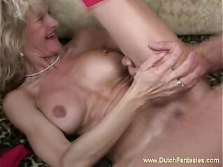 20:01 - Old Dutch Whore Abused Fuck -