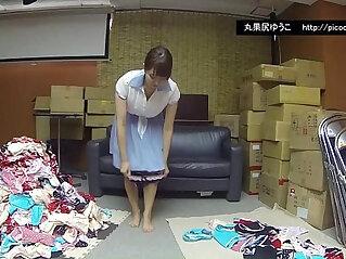 4:19 - japanese idol marukajiriyuko panties hiddencam -