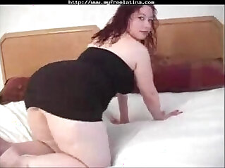 13:46 - bbw Latina gets her anal -