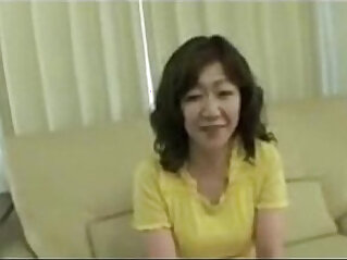 46:49 - Japanese Chubby Big clit Mature Eriko Nishimura -