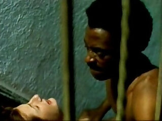 2:40 - Forced sex Black man on White women. -