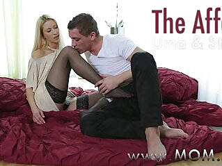 12:32 - MOM Skinny mature woman fucks her married lover -
