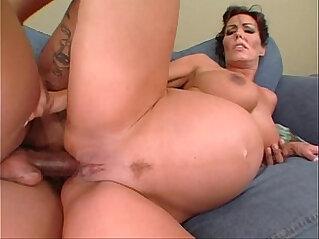 29:59 - Nancy Vee pregnant interracial anal -