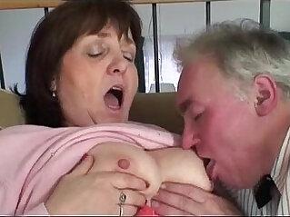 7:06 - Granny and Grandpa in action -