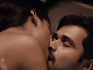 1:53 - Esha Gupta kiss sex scene in group with Emraan Hashmi -