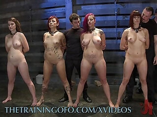 9:59 - Four Slaves Get Trained -