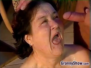 13:30 - Big Granny Wants Hard Cock In Her -