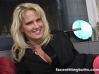 37:17 - Horny cougar talks her stepson into a hardcore gangbang fuck -