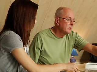 24:11 - Helping an old man with a puzzle -