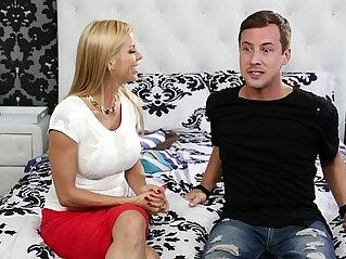 6:36 - My Mom is a slut, you have a chance! Elsa Jean, Alexis Fawx -