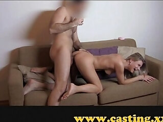 7:24 - Casting Fit girl loves the cock -